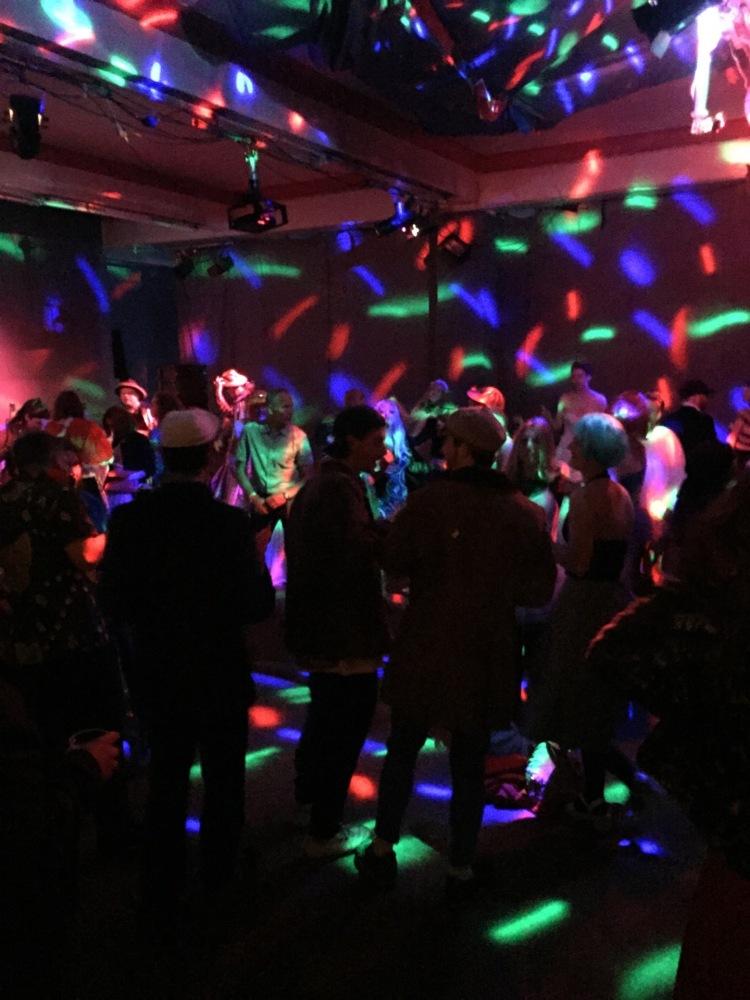 Artists do it best: #whatadrag at Live Art Bistro