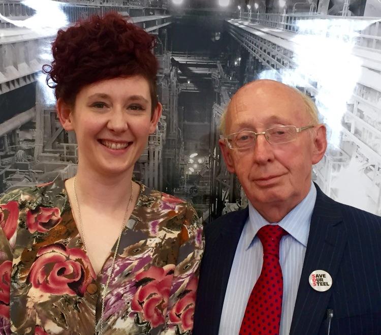 Nicola Ellis and John Warman